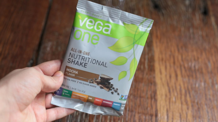 Reviewing Plant Based Protein Powder - Vega One