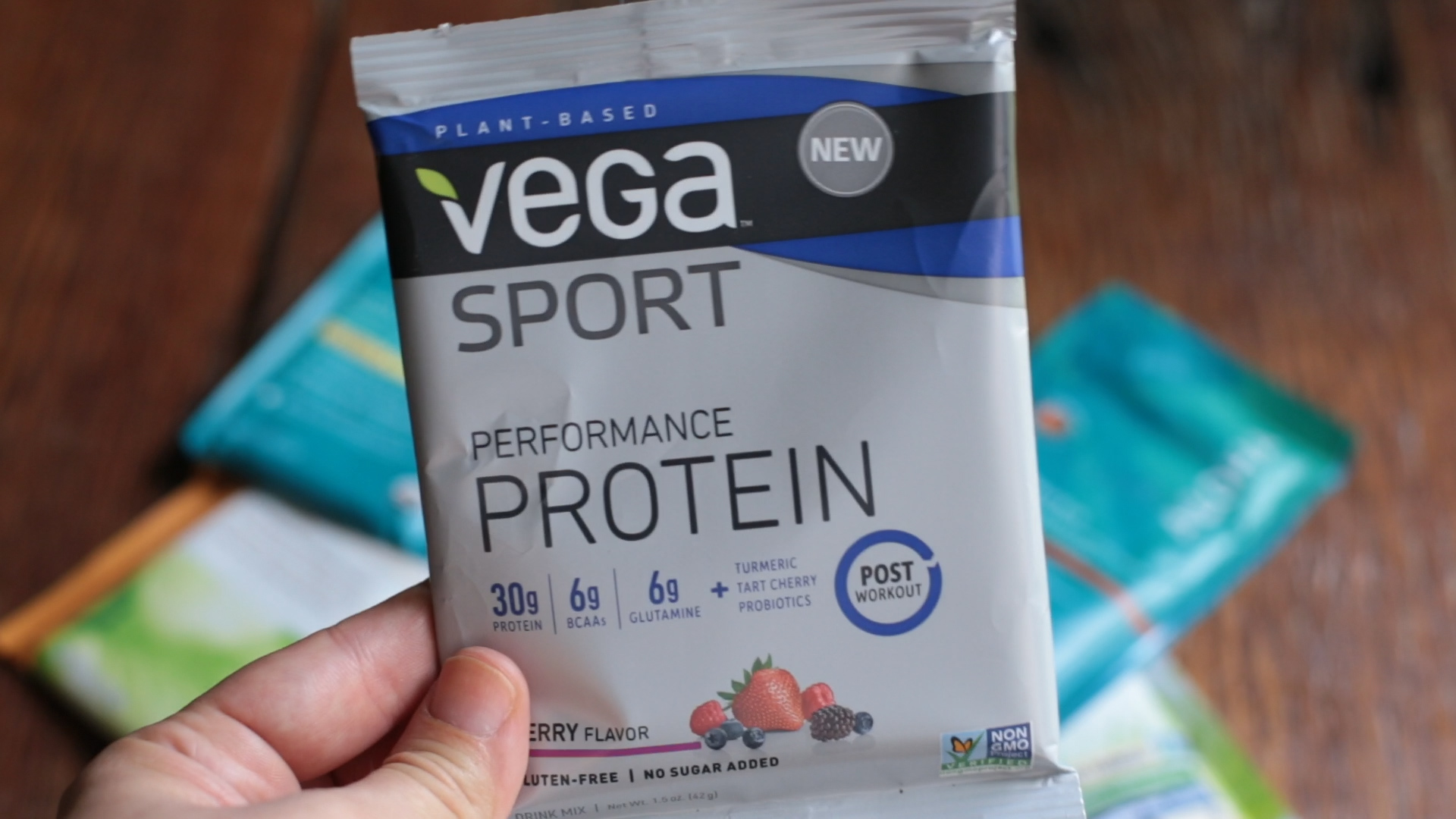 Reviewing Plant Based Protein Powders (+ video!)