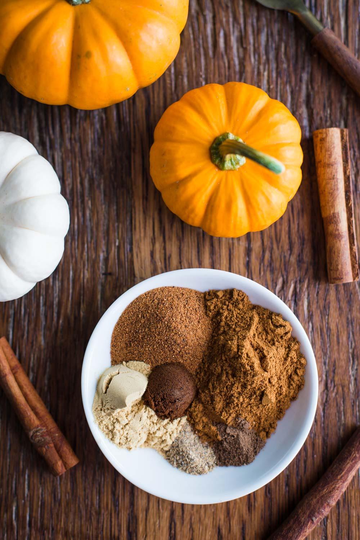 Homemade Pumpkin Pie Spice | B. Britnell