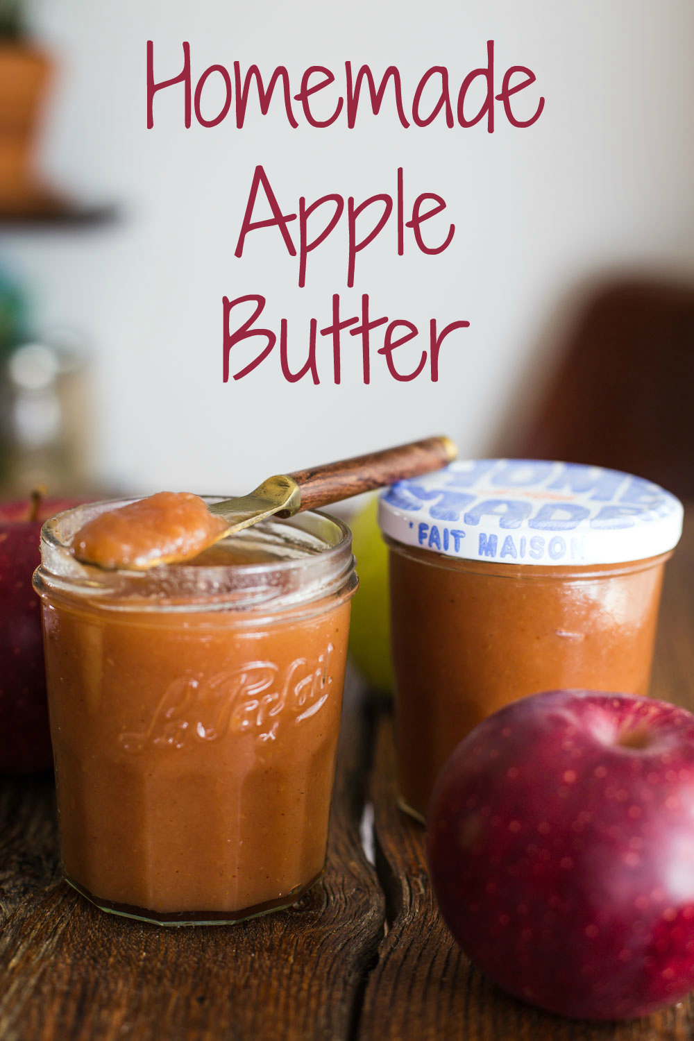 How to Make Apple Butter | B. Britnell