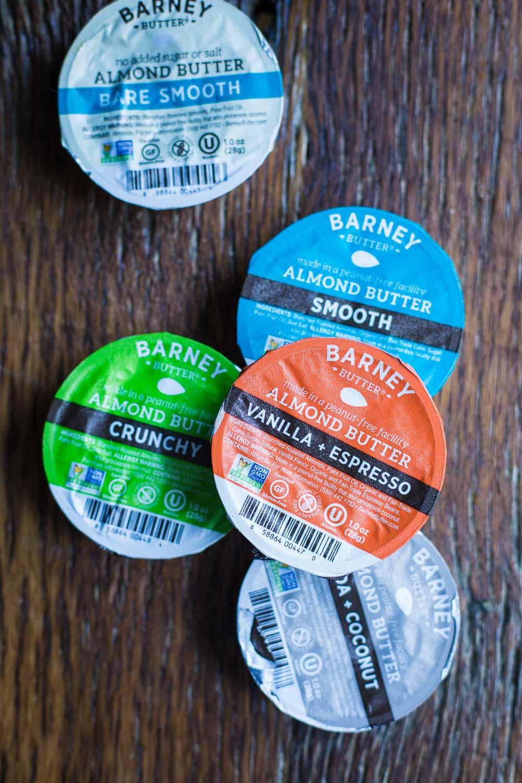 Barney Butter Almond Butter- September Favorites!