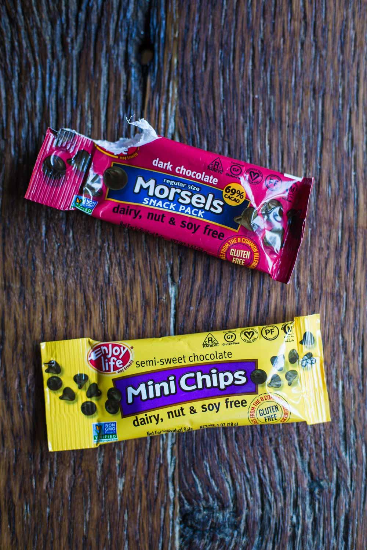 Enjoy Life VEGAN Chocolate Chips- September Favorites!