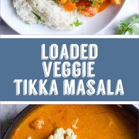 Carregado Veggie Tikka Masala | Comida com sentimento 2