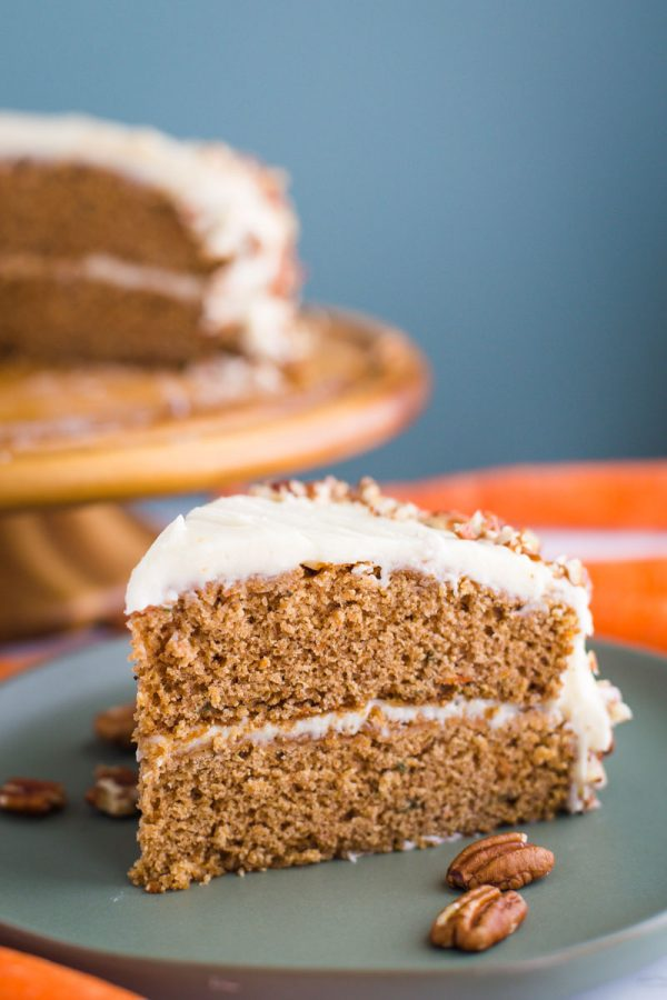 my mother in law s easy carrot cake recipe food with feeling