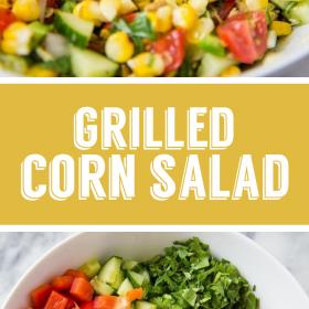 Salada de Milho Grelhado | Comida com sentimento 3
