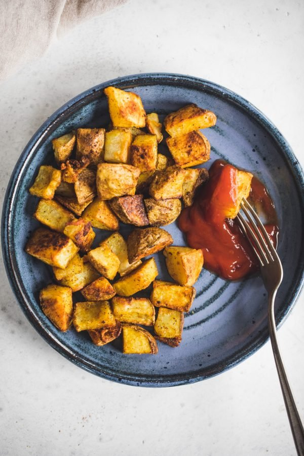 Crispy Roasted Breakfast Potatoes