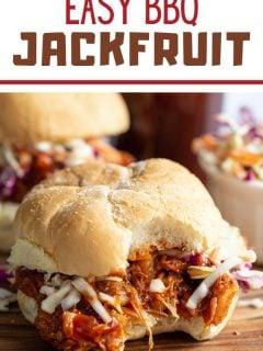 Jackfruit BBQ | Comida com sentimento 5