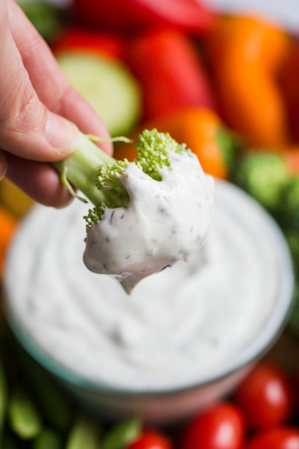 healthy ranch dressing