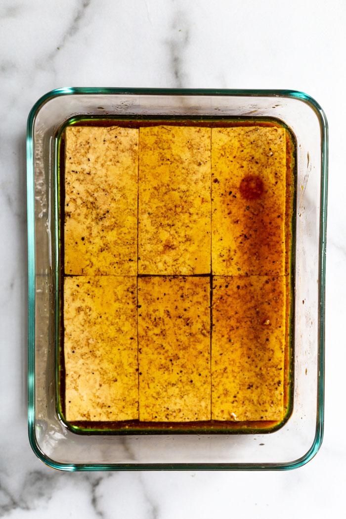 grilled tofu marinade
