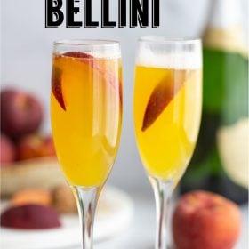 Classic Bellinis