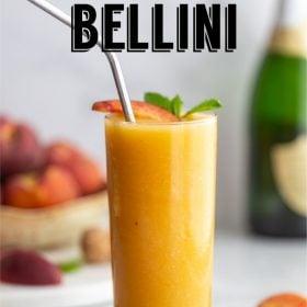 frozen bellinis