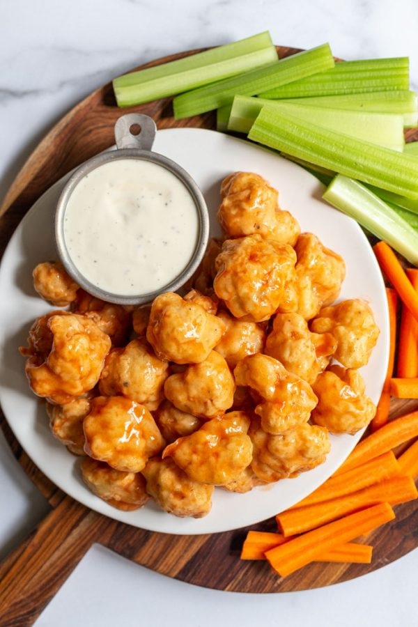 cauliflower chicken wings