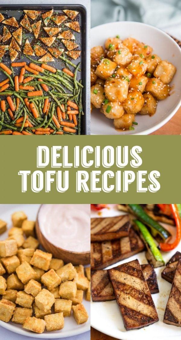 delicious tofu recipes