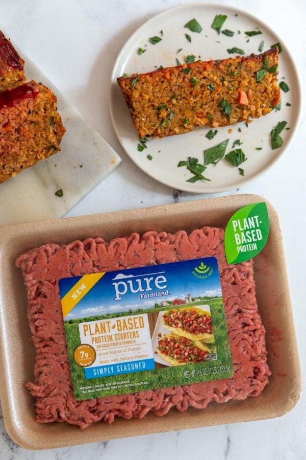 pure farmland protein starters
