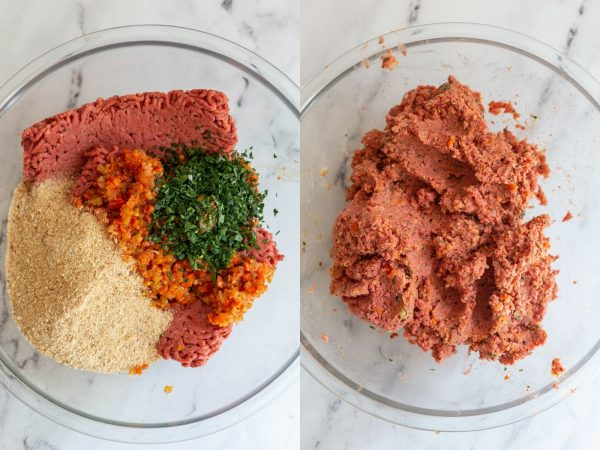 how to make vegan meatloaf