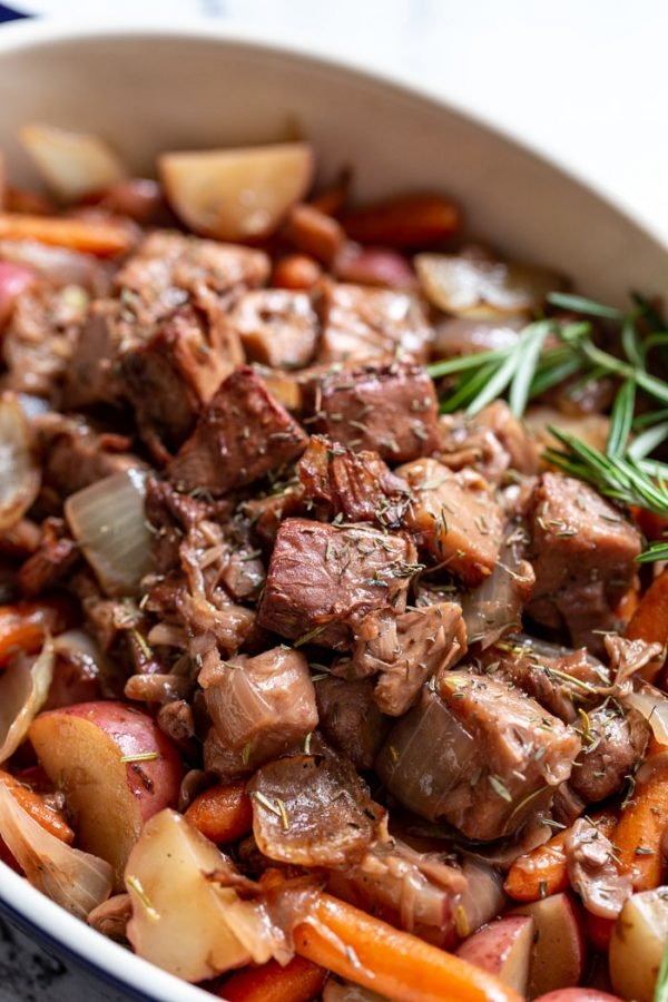 vegan pot roast