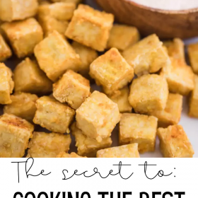 How to Cook Tofu- Everything you need to know! 3