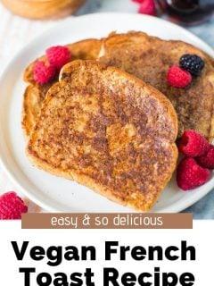 Torrada Francesa Vegan | Comida com sentimento 8