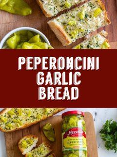 Pão de Alho Peperoncini | Comida com sentimento 2
