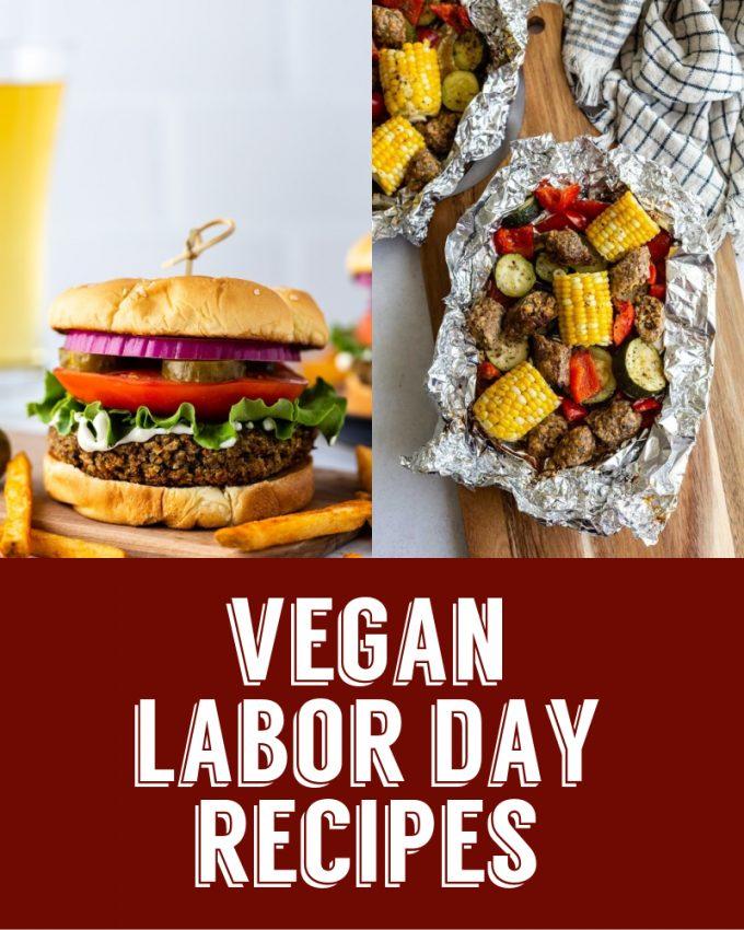 Receitas Vegan perfeitas para o Dia do Trabalho! 2