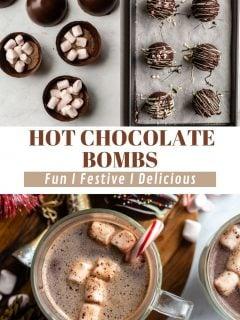 Bombas De Chocolate Quente | Comida com sentimento 5