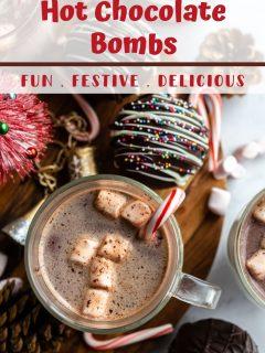 Bombas De Chocolate Quente | Comida com sentimento 4