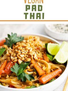 Vegan Pad Thai   Comida com sentimento 5